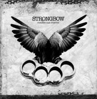 Strongbow- Corner Bar Poetry LP - LONGSHOT - Dead Beat Records