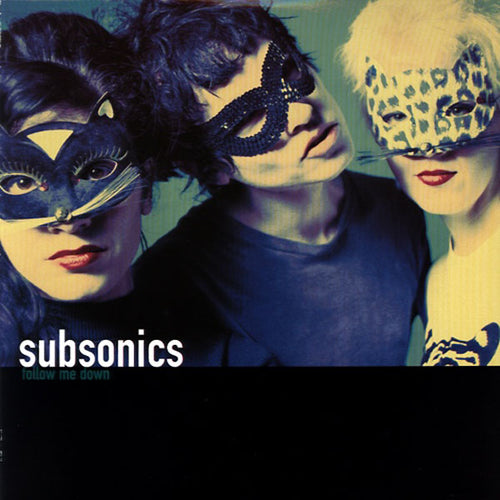 Subsonics- Follow Me Down CD