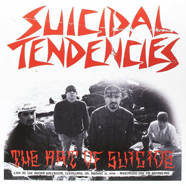 Suicidal Tendencies- The Art Of Suicide LP