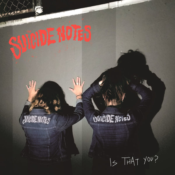 Suicide Notes- Is That You LP ~NIKKI AND THE CORVETTES!