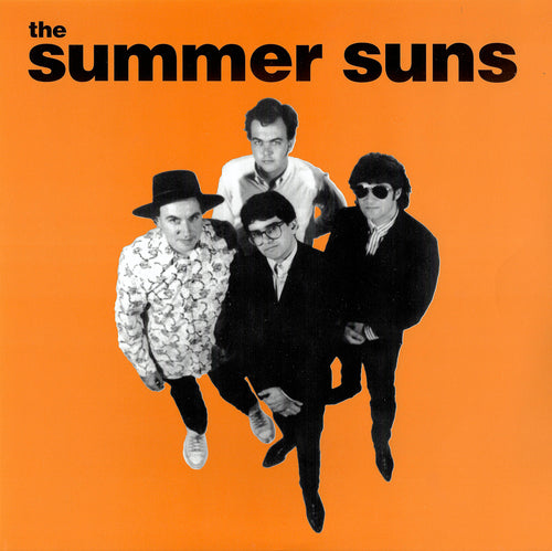 "Summer Suns- S/T 10"" ~EX WHITE SWALLOWS!"