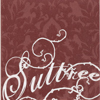 "Suttree- Dark Hollow 7"" ON RARE BLUE WAX - Genderless - Dead Beat Records"