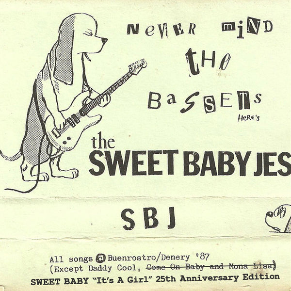 Sweet Baby- It's A Girl LP ~REISSUE!