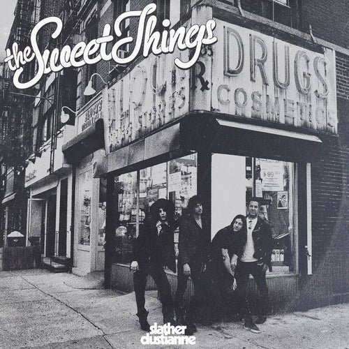 "Sweet Things- Slather 7"" ~DR BOOGIE!"