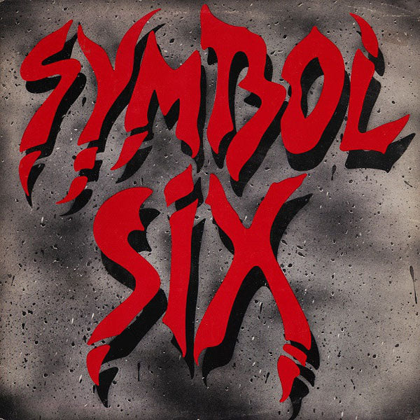 Symbol Six- S/T LP ~REISSUE!