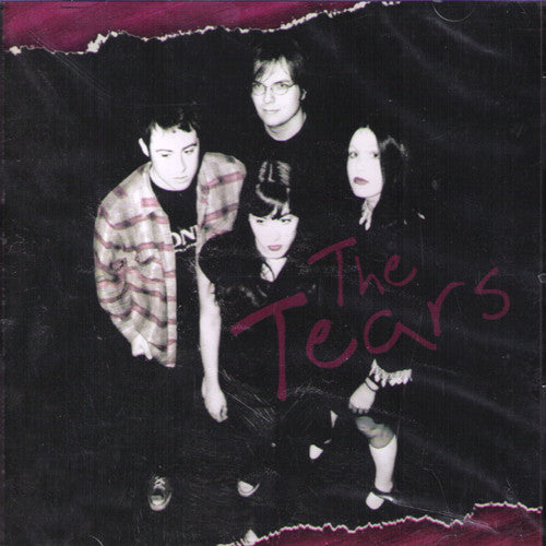 TEARS -'S/T' CD - Trick Knee - Dead Beat Records