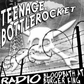 "Teenage Bottlerocket/Prototipes- Split 7"" - It's Alive - Dead Beat Records"