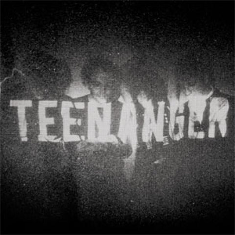 Teenanger- Give Me Pink LP ~DEMON'S CLAWS!