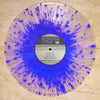 Telephone Lovers- S/T LP ~RAREST CLEAR + BLUE SPLATTER WAX LTD TO 100!