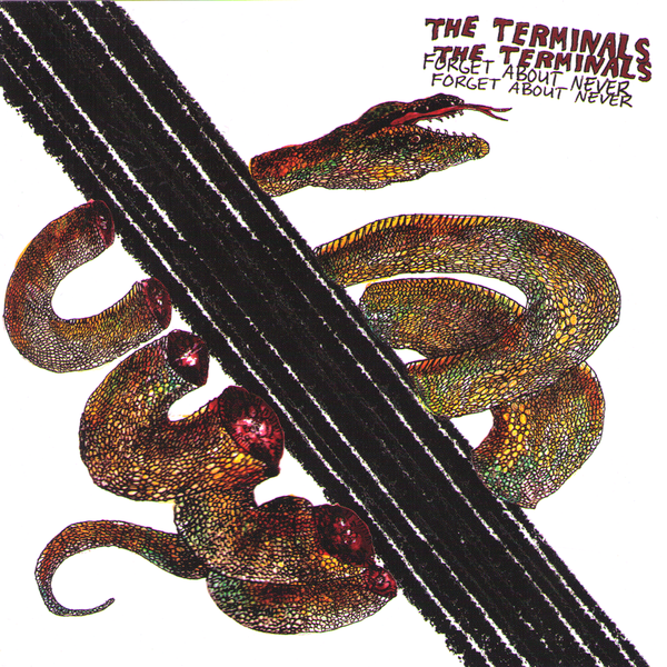 Terminals- Forget About Never LP ~CHEATER SLICKS!