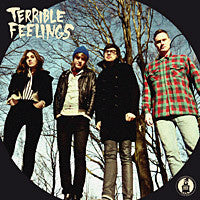 "Terrible Feelings- Tied Up 7"" ~RECCOMENDED! - Corporate Rock - Dead Beat Records"