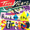 Thee Vicars- Back On The Streets LP ~BILLY CHILDISH!
