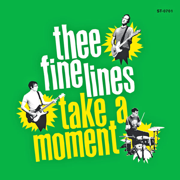 "Thee Fine Lines - Take A Moment 7"" ~BILLY CHILDISH / THEE HEADCOATS!"