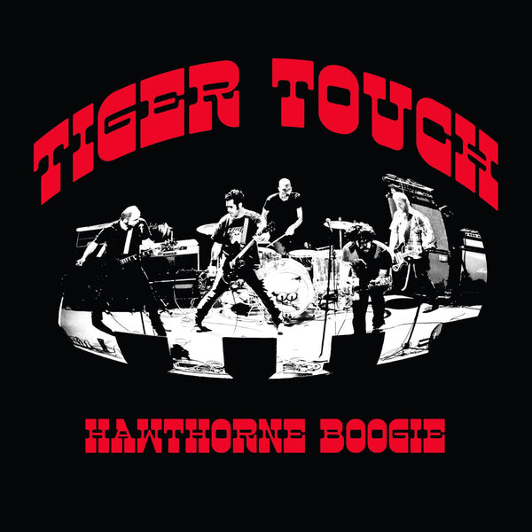 "Tiger Touch- Hawthorne Boogie 7""  ~HELLACOPTERS / RARE ORANGE WAX!"