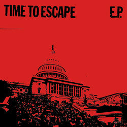 "Time To Escape - S/T 7"" - Grave Mistake - Dead Beat Records"