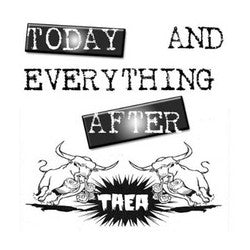 "Today And Everything After- TAEA 7"" ~GREEN/YELLOW SPLAT WAX - State Of Mind - Dead Beat Records"