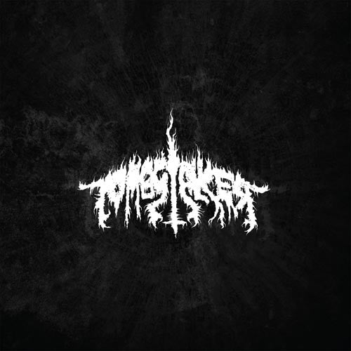 "Tombstalker- S/T 7"" ~300 COPIES PRESSED! - Karmic Swamp - Dead Beat Records"