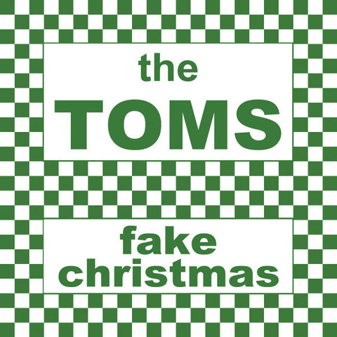 "The Toms- Fake Christmas 7"" ~KILLER! - Frodis - Dead Beat Records"