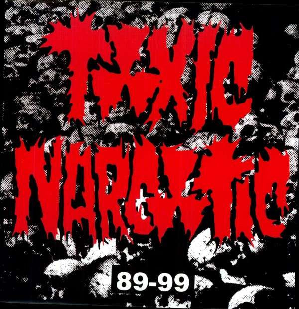 Toxic Narcotic- '89 - '99 LP PICTURE DISC - Rodent Popsicle - Dead Beat Records