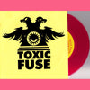 "Toxic Fuse- S/T 7"" ~NEW YORK DOLLS / RARE 250 MADE!"
