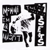 "The Tragics- Mommi I'm A Misfit 7"" ~REISSUE!"