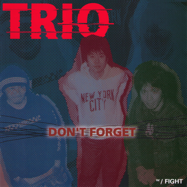 "Trio- Don't Forget 7""~THE WOGGLES!"