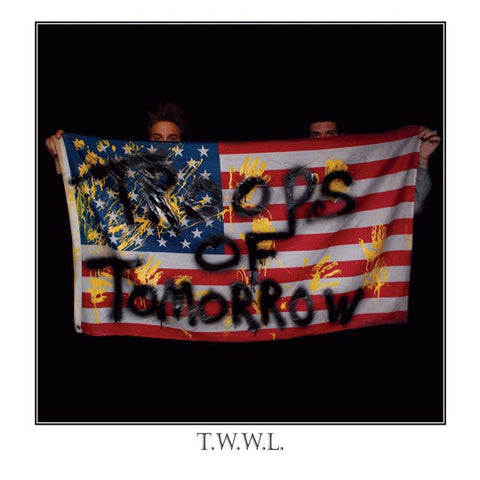 "Troops Of Tomorrow- TWWL 7"" - Photobooth - Dead Beat Records"