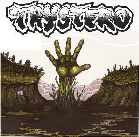 Trystero- A Scrapyard Of Fallen Empires LP - Feral Kid - Dead Beat Records