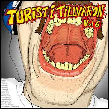 V/A- Turist I Tillvaron Vol. #6 LP ~PUSRAD! - Ken Rock - Dead Beat Records