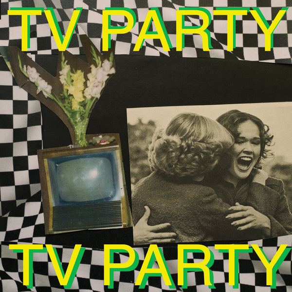 TV Party- S/T LP ~BAUHAUS!