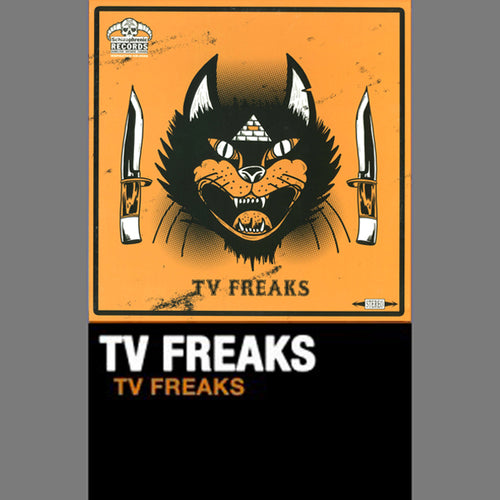 TV Freaks- S/T CS ~EX ROCKET REDUCERS / LTD TO 100 COPIES!