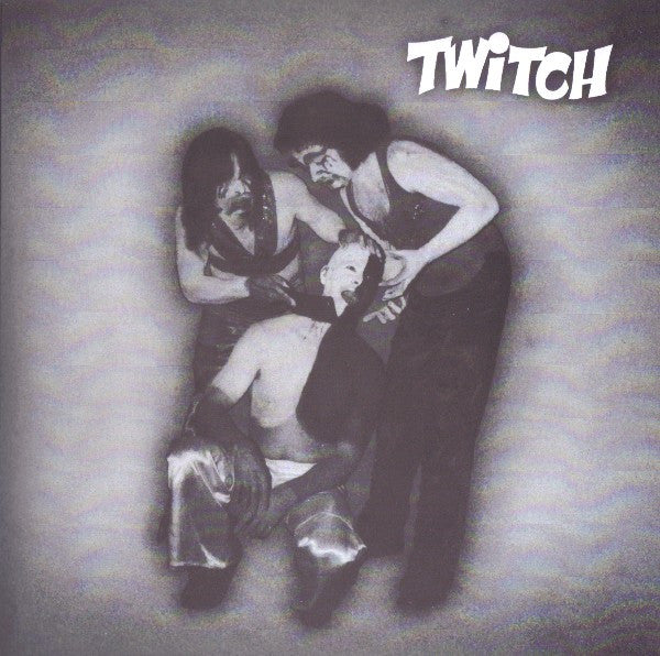 "Twitch- S/T 7""  ~REISSUE! - Supreme Echo - Dead Beat Records"