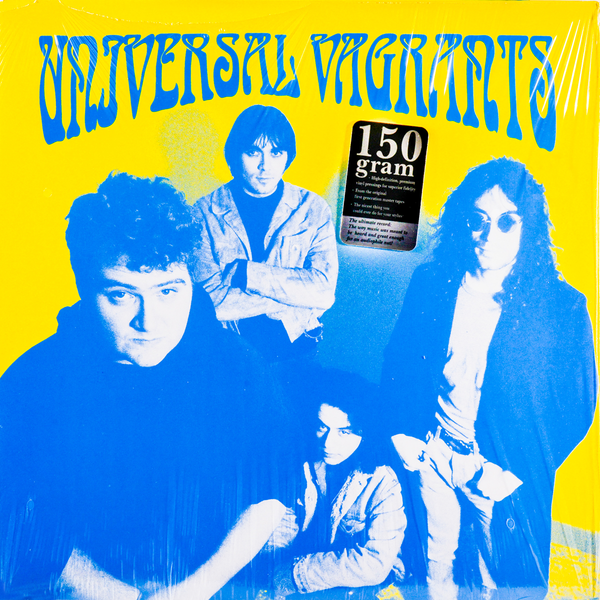 Universal Vagrants- S/T LP ~HELLACOPTERS / RARE BLUE WAX!