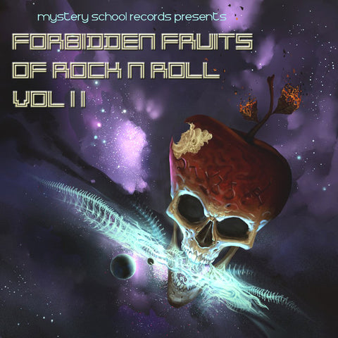 V/A- Forbidden Fruits Vol. 2 CD ~W/ RANCID VAT, HELLSTOMPER, ZODIAC PANTHERS!