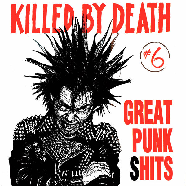 V/A- Killed By Death #6 CD ~REISSUE!