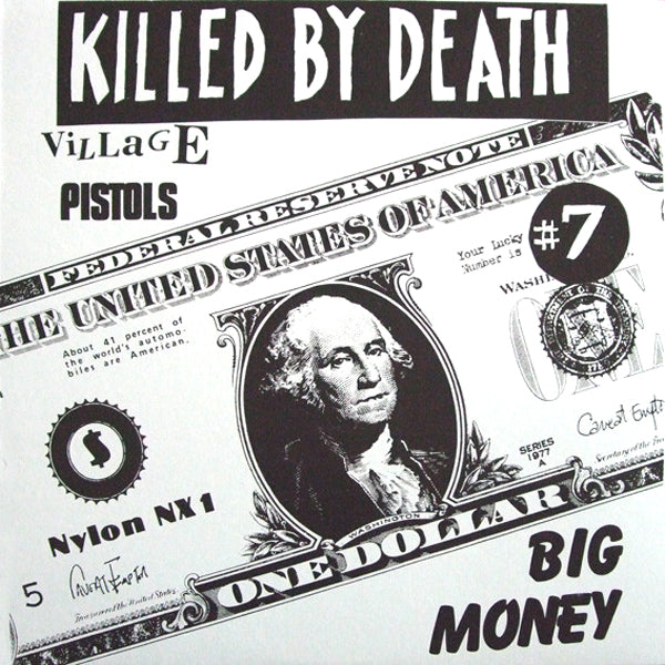 V/A- Killed By Death #7 CD ~REISSUE!