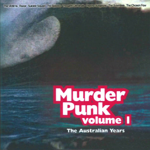 V/A- Murder Punk Vol. 1 (The Australian Years) CD ~REISSUE / RARE!