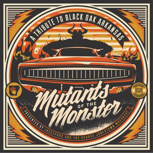 V/A- Mutants of the Monster 2x LP ~NASHVILLE PUSSY/SUPERSUCKERS! - Saustex - Dead Beat Records