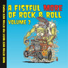 V/A- A Fistful More Of Rock & Roll Volume 2 CD ~W/ SCUMBAG MILLIONAIRE, BITCH QUEENS, SICK THINGS!