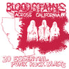 V/A- Bloodstains Across California LP ~REISSUE!