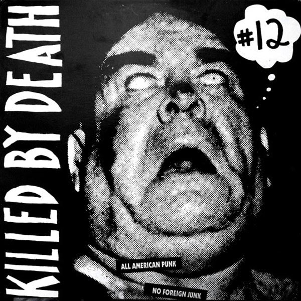 V/A- Killed By Death #12 CD ~REISSUE!
