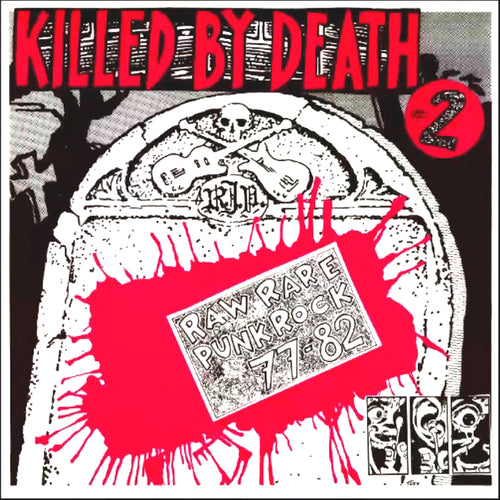V/A- Killed By Death #2 CD ~REISSUE!