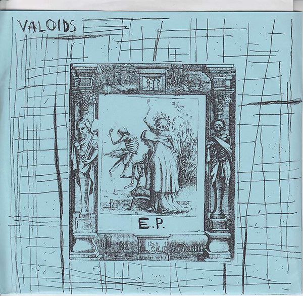 "VALOIDS - 'S/T' 7"" - Band - Dead Beat Records"