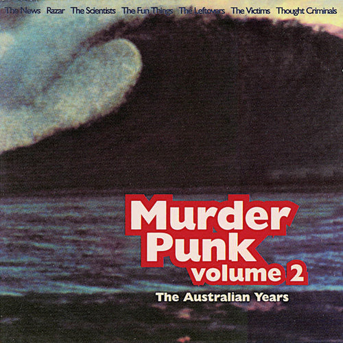 V/A- Murder Punk Vol. 2 (The Australian Years) CD ~REISSUE / RARE!