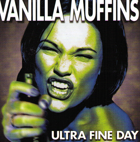 VANILLA MUFFINS - 'Ultra Fine Day' CD - Walzwerk - Dead Beat Records