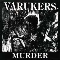 Varukers- Murder LP - Rodent Popsicle - Dead Beat Records
