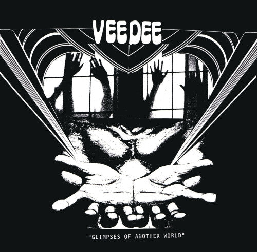 "Vee Dee - Glimpses of Another World 7"" ~LTD TO 300! - Criminal IQ - Dead Beat Records"
