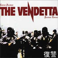 "The Vendetta- Terror Forever 7"" - Pure Punk - Dead Beat Records"