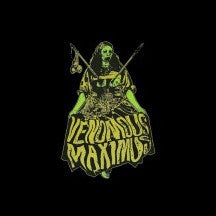 "Venomous Maximus- S/T 7"" - Cutthroat - Dead Beat Records"