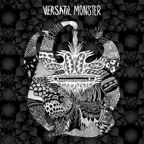 Versatil Monster- S/T LP ~MOVIE STAR JUNKIES!
